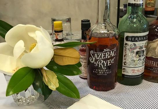 Rubensteins New Orleans - Experience: Refreshments